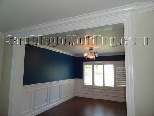 San Diego Molding Crown Moulding Main Page