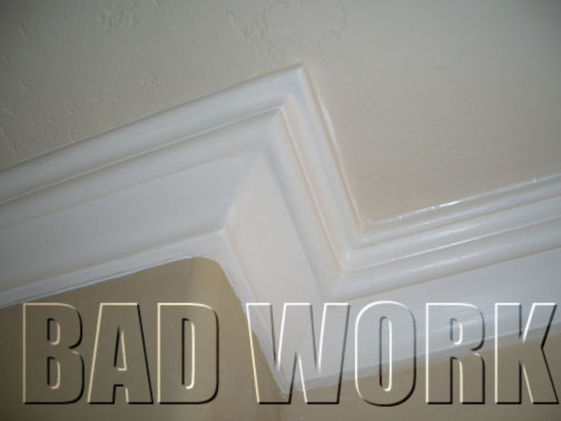 how to dead end baseboard