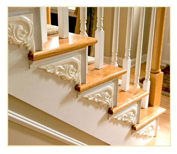 Perfect Stairs Molding Stairs Molding