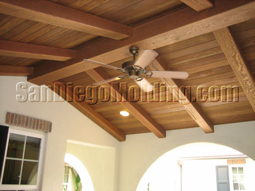 Arched ceilings joy studio design gallery best design for Arched ceiling beams